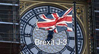 Brexit J-3